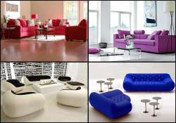 trendy ways to dress up your sofas