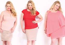 plus size women get a treat from e commerce site