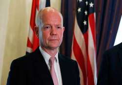 britain s william hague steps down as foreign secretary