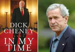 bush authorised leak on iraq dick cheney