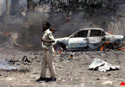 car bomb explodes in somali capital kills 55