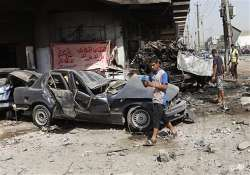 car bombs targeting shiites kill 66 in iraq
