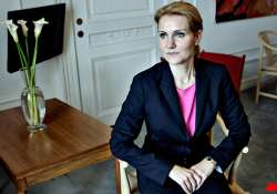 denmark to get 1st female pm after left wins vote