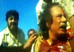 do you know what s right or wrong gaddafi s last words as
