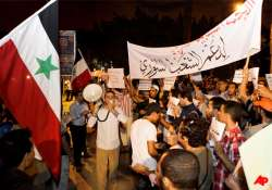 eid is when the regime goes say syrian protesters