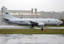 fourth p 8i maritime patrol aircraft delivered to india