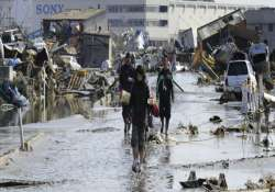 hats off to japanese who cleared devastation eleven months