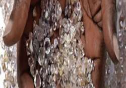 illegal funds raised in india through diamond trade report