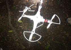 crashed white house drone pilot quizzed