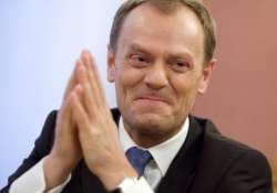 donald tusk taking charge of european council