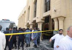 police arrest kuwaiti national others for mosque bombing