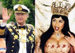 swedish king had a mistress indulged in wild sex parties