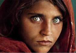 national geographic afghan girl living in pakistan on false
