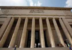egypt court confirms death for brotherhood supporter