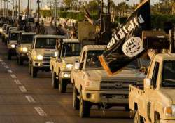 isis shifting headquarters to libya as air strikes