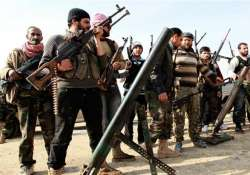 syrian rebel training programme to start in march