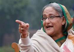 hasina favours speedy punishment for bangladesh arsonists
