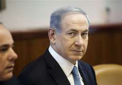 benjamin netanyahu urges more pressure on iran over nukes
