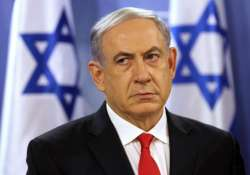 israel not to tolerate drizzle of rockets pm
