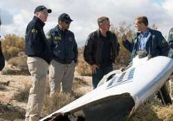 debris from downed spaceship found 35 miles away