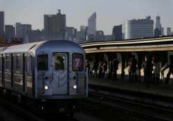 indian dies after being pushed in front of train in new york