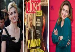 know julie gayet embroiled in a messy sex scandal with