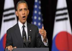 obama asks north korea to cool down
