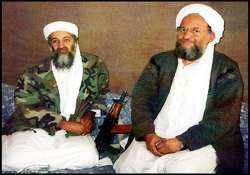 osama bin laden was blind in one eye zawahiri
