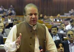 pakistan pm to address nation ahead of anti government