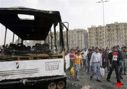 protesters return to cairo s tahrir square 2 killed