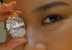 record breaking egg sized diamond sells for 30.6 million