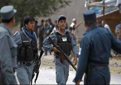 senior woman official shot dead in afghanistan