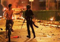 singapore riot 4 more indians charged