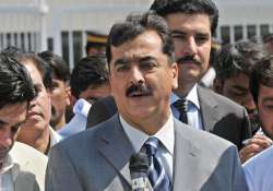 state institutions should remain within their domains gilani