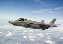 struggling in us f 35 stealth fighter pushes sales abroad