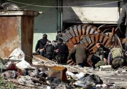 syrian rockets hit lebanon as tensions rise