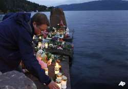 tv cameraman didn t know norway killer was on tape