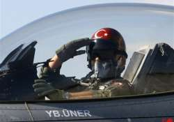 turkey vows action against syria for downing jet