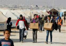 un says it can t feed one million hungry syrians