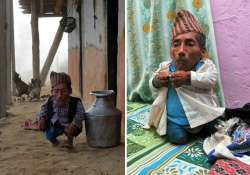 nepal man 72 hoping to be named world s shortest