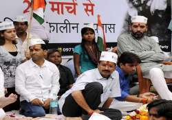 36 743 delhi citizens sign up for aap s civil disobedience