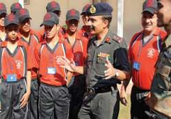 army send 22 j k children to mumbai on educational tour