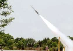 astra missile test fired on 2nd consecutive day
