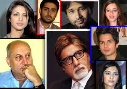bollywood stars react to serial blasts with horror