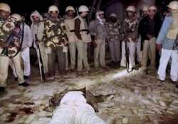 cbi to begin probe into police official s killing