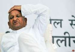 draft report on lokpal a betrayal says anna