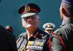 gen singh s fate was crystal clear from the beginning