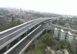 india s first double decker flyover to open soon in mumbai