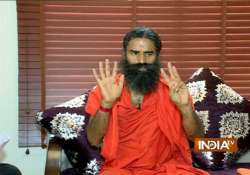 5 messages from baba ramdev to indian muslims on