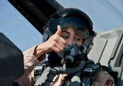 women fighters in iaf just for five years on experimental